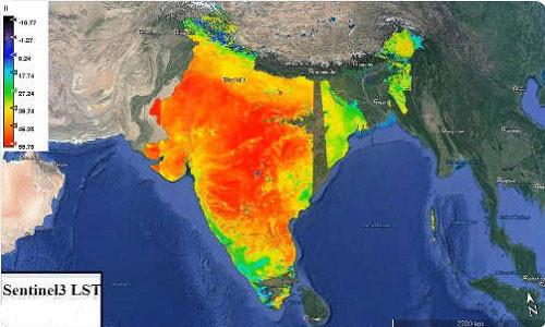 Nắng nóng 50 độ, đã có người thiệt mạng ở Ấn Độ - Hình 1