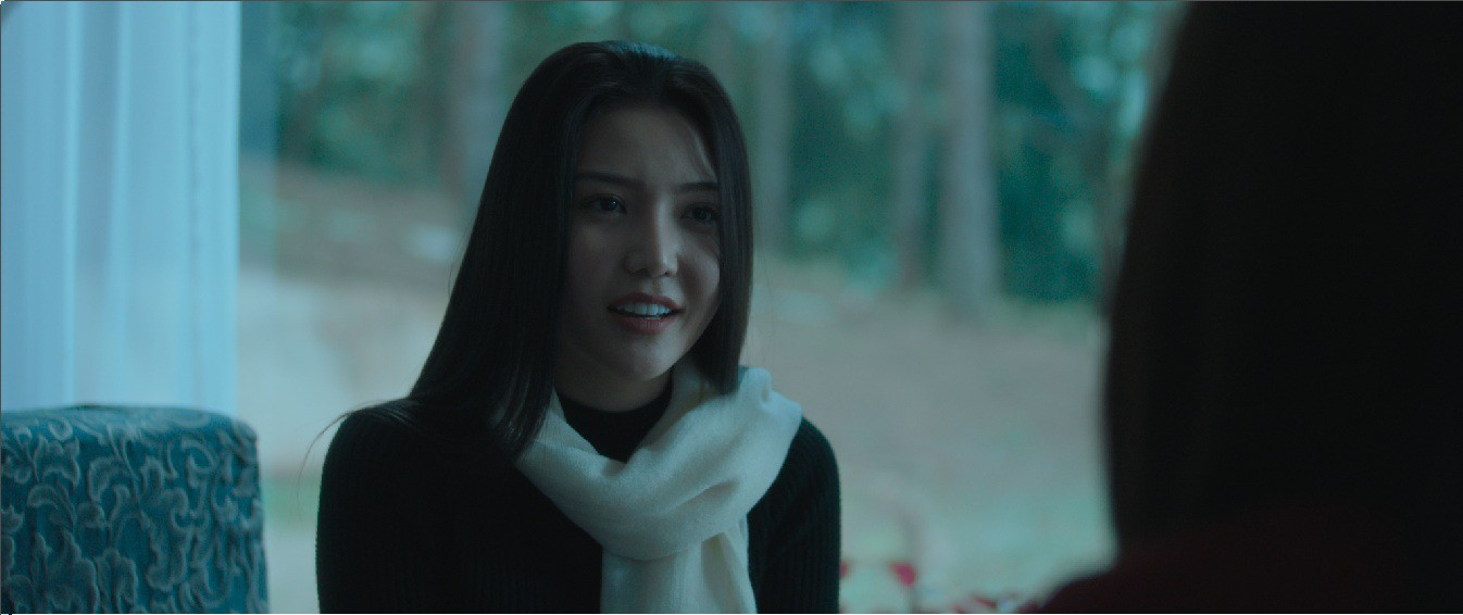 Ngọc nữ Phương Anh Đào bắt tay Đan Trường trong phim kinh dị Cha ma - Hình 2