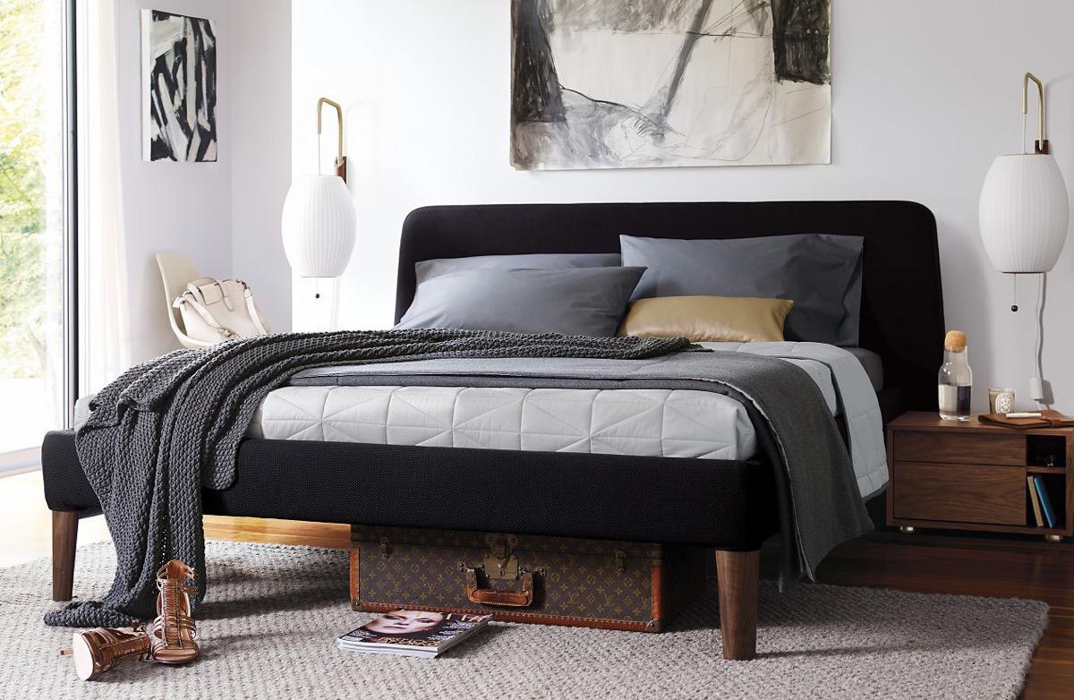 Những mẫu giường ngủ ngắm mãi không chán - Hình 3