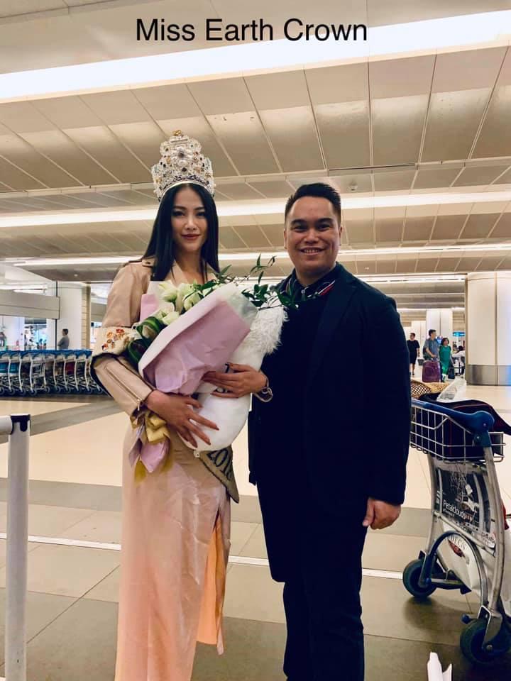 Phương Khánh trở thành BGK Việt duy nhất tại Miss Earth Singapore 2019 - Hình 3