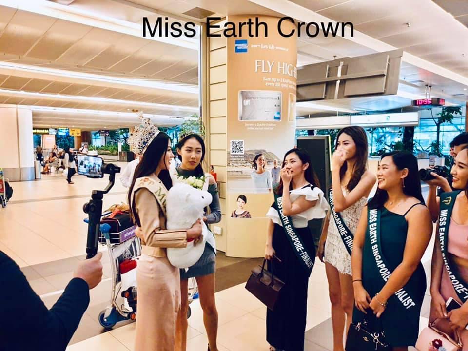 Phương Khánh trở thành BGK Việt duy nhất tại Miss Earth Singapore 2019 - Hình 5