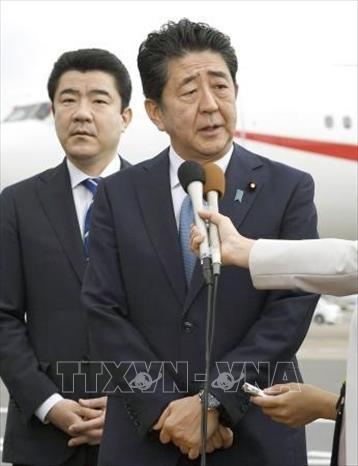 Thủ tướng Nhật Bản coi trọng mối quan hệ với Iran - Hình 1
