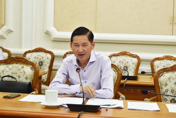 TP Hồ Chí Minh: Phải thực hiện nghiêm quy định tiếp công dân - Hình 2
