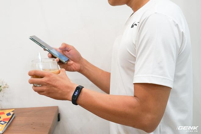 Trải nghiệm và đánh giá Galaxy Fit sau 21km chạy marathon - Hình 10