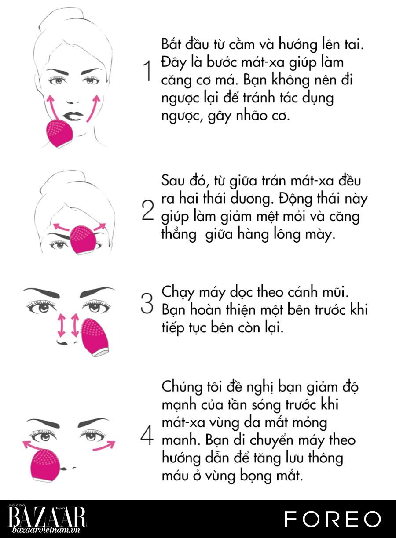 Tự tin khoe mặt mộc với Foreo Luna Mini 2 - Hình 5
