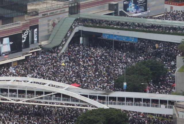 Tương lai của Hong Kong nếu dự luật dẫn độ được thông qua - Hình 2