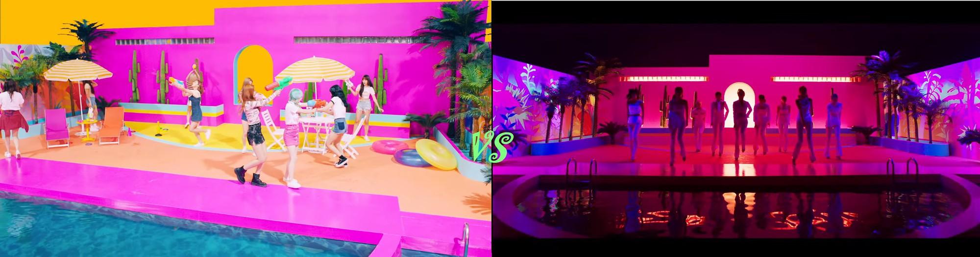 TWICE tung MV mới khiến netizen tưởng nhóm là con ghẻ JYP ở Hàn, có 1 điều làm tốt hơn BLACKPINK - Hình 3
