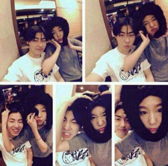 U-Kwon (Block B) trực tiếp tuyên bố kết hôn, K-net tố cô bạn gái bạo lực học đường - Hình 5