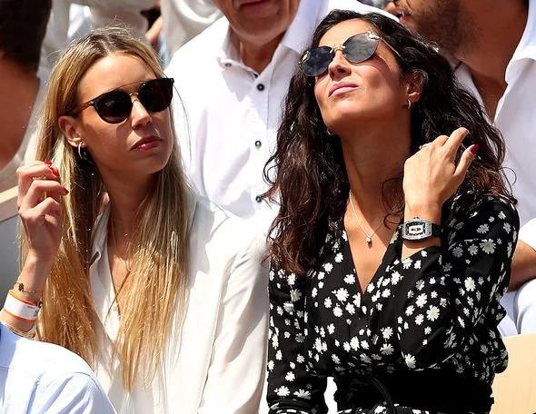 Vợ sắp cưới căng thẳng xem Nadal thi đấu chung kết Pháp mở rộng - Hình 1