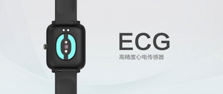 Xiaomi ra mắt smartwatch có hỗ trợ eSIM và đo điện tâm đồ (ECG) - Hình 6