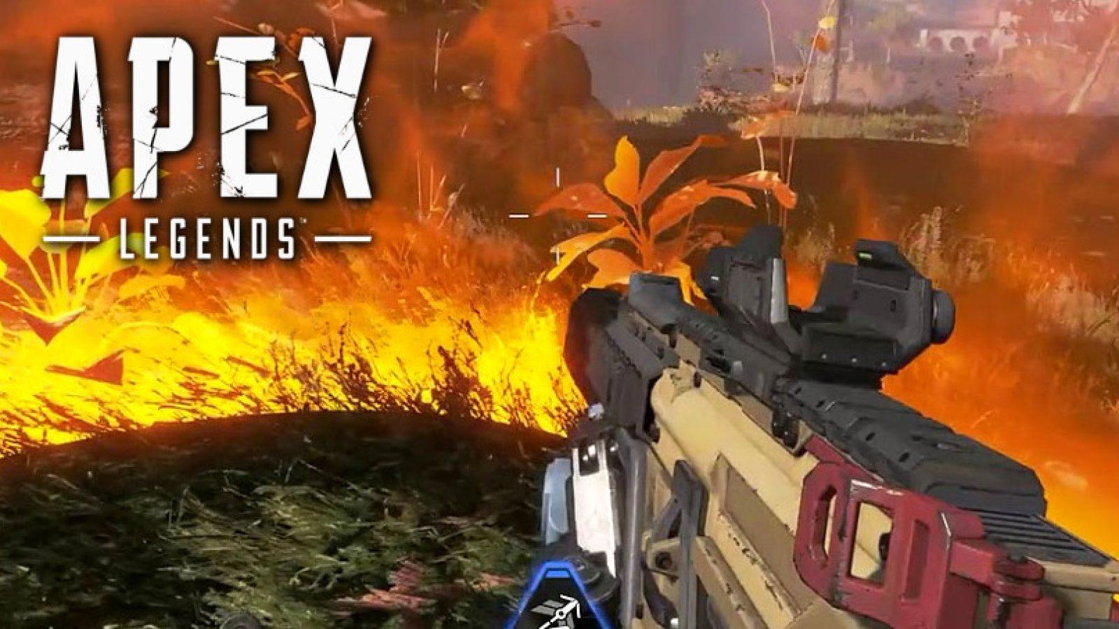 Apex Legends: Tăng tính sát thương vòng bo, nhận skin hiếm từ sự kiện mới - Hình 3
