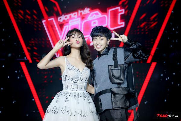 Cặp đôi ăn ý Gil Lê - Khả Ngân trở thành MC của Giọng hát Việt nhí 2019 - Hình 3