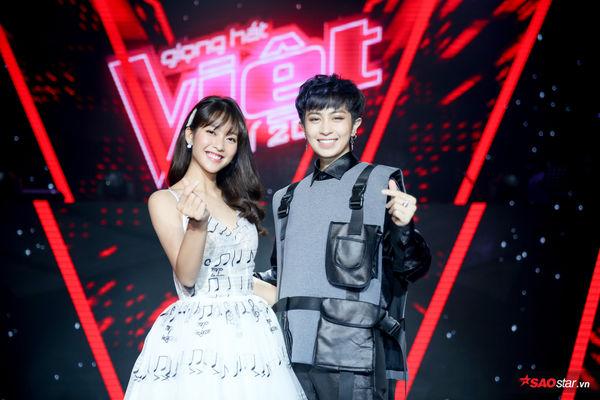 Cặp đôi ăn ý Gil Lê - Khả Ngân trở thành MC của Giọng hát Việt nhí 2019 - Hình 4