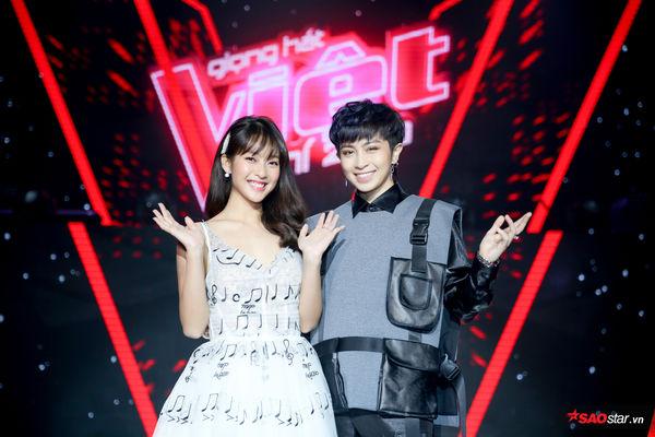 Cặp đôi ăn ý Gil Lê - Khả Ngân trở thành MC của Giọng hát Việt nhí 2019 - Hình 1