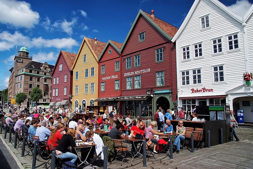 Chậm bước tại Na Uy để sống nhân ái hơn - Hình 9