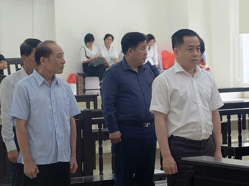 Chiều nay tuyên án Vũ 'nhôm' và hai cựu thứ trưởng công an - Hình 1