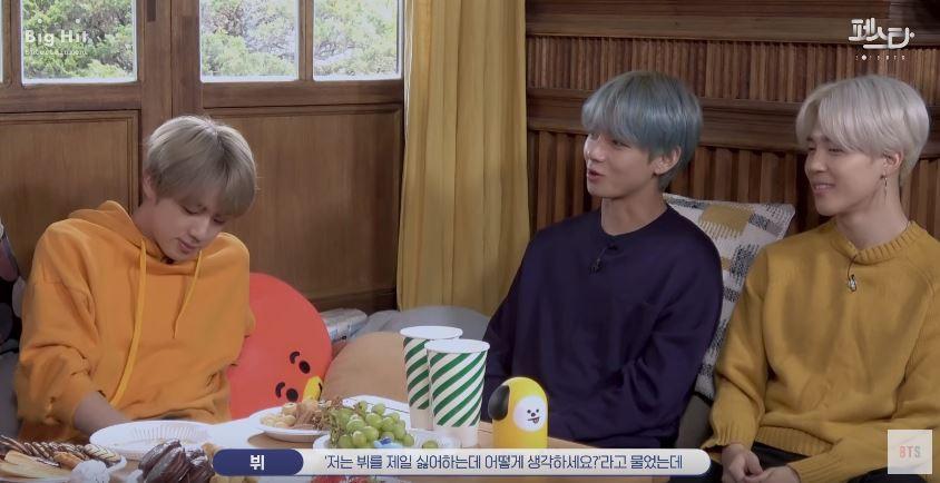 Chủ tịch V (BTS) giả vờ làm anti fan của chính mình để nói chuyện với ARMY và cái kết! - Hình 4