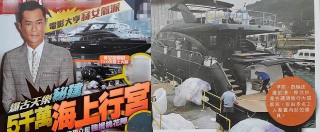 Cổ Thiên Lạc mua du thuyền 6,5 triệu USD để chiều lòng mẹ - Hình 1