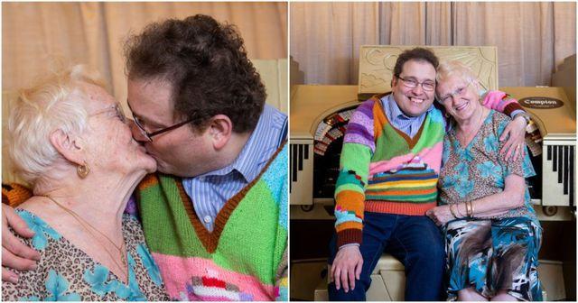 Cụ bà 83 hơn chồng 40 tuổi vẫn yêu đương bùng cháy - Hình 1