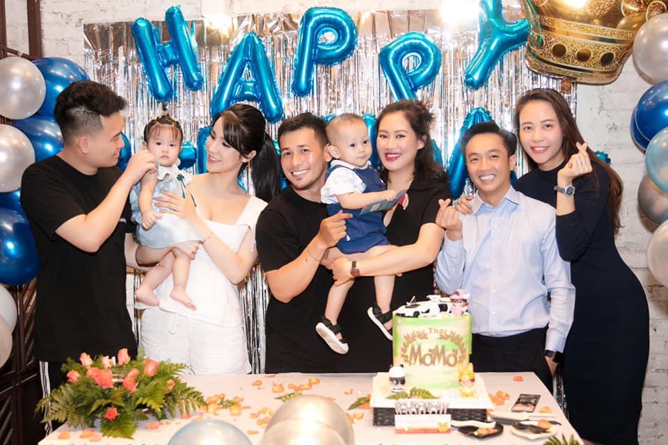 Hôn thê Cường Đô La - người mẫu Đàm Thu Trang để lộ bằng chứng mang thai khó chối cãi - Hình 1