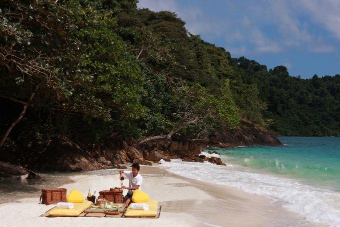 Resort Thái Lan nơi bạn được phục vụ bữa ăn lơ lửng giữa rừng - Hình 9