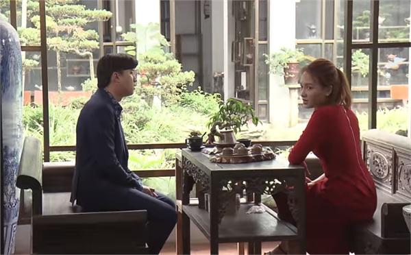 Trailer tập 44 Về nhà đi con: Thư ép thư ký riêng của Vũ nghỉ việc vì tội tươi với sếp nhưng héo với vợ sếp - Hình 1