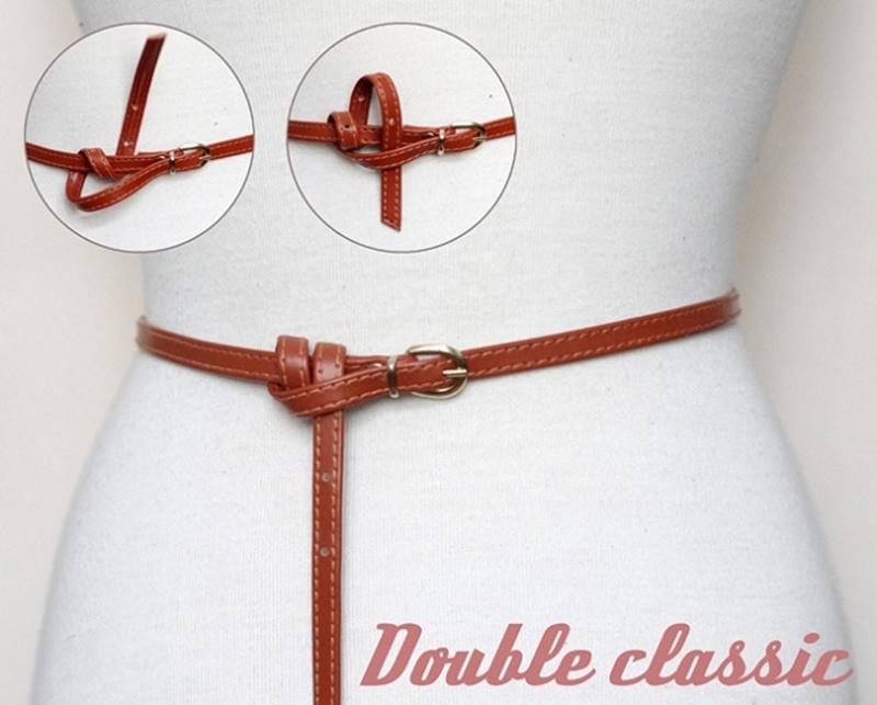 7 kiểu thắt dây lưng xịn sò có thể bạn chưa biết - Hình 4