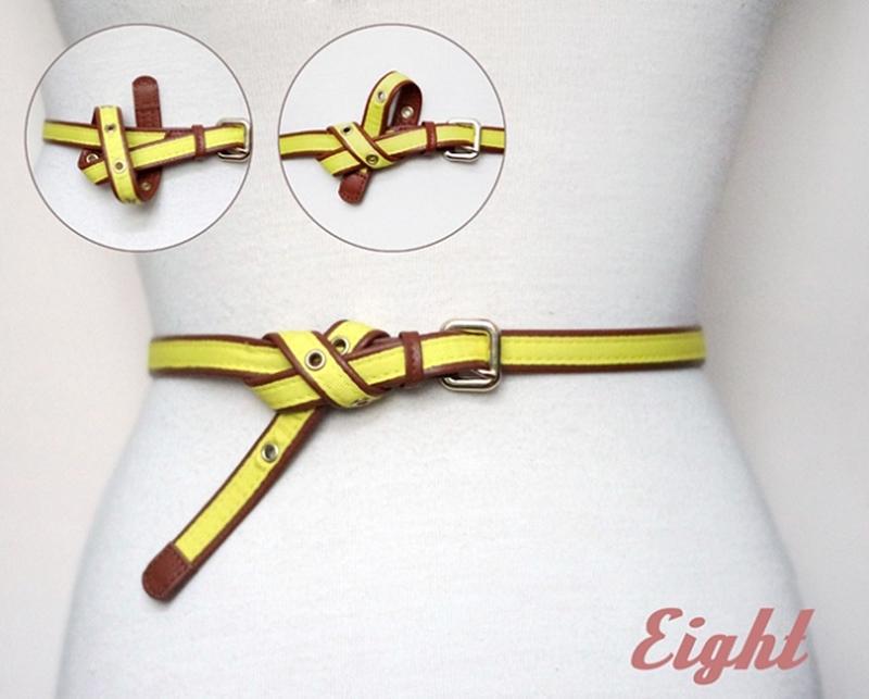 7 kiểu thắt dây lưng xịn sò có thể bạn chưa biết - Hình 3