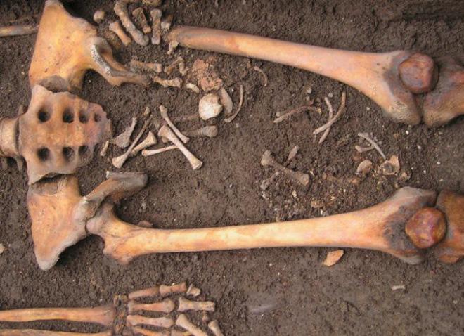 Bí ẩn: Người phụ nữ sinh con trong quan tài sau khi đã chết - Hình 3