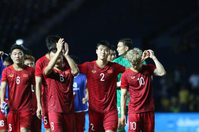 ĐT Việt Nam mơ kỳ tích vòng loại World Cup: Kịch bản vào bảng đấu dễ thở - Hình 1