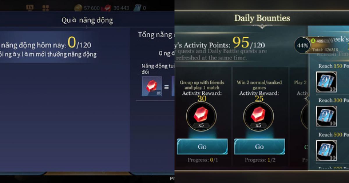 Liên Quân Mobile: Garena sẽ duy trì tặng FREE game thủ VN tận 10