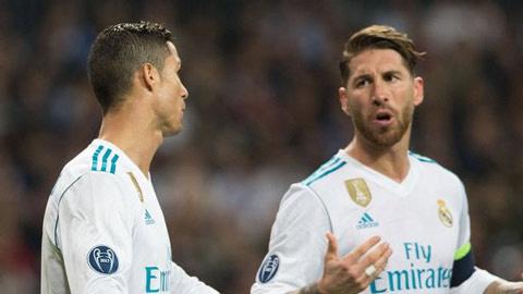 Quen nhau 9 năm, Ramos vẫn không mời Ronaldo đi đám cưới - Hình 1