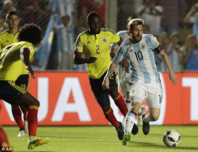Argentina - Colombia: Messi, Aguero và cạm bẫy khó lường (Copa America) - Hình 1