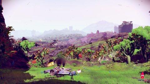 Game thủ No Man's Sky chi 40 triệu mua bảng quảng cáo gửi lời cảm ơn tới Hello Games vì đã không từ bỏ trò chơi - Hình 1