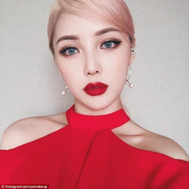 Hot trend trang điểm đơn sắc của Hàn Quốc sẽ giúp nàng nâng tầm nhan sắc trong một nốt nhạc - Hình 5