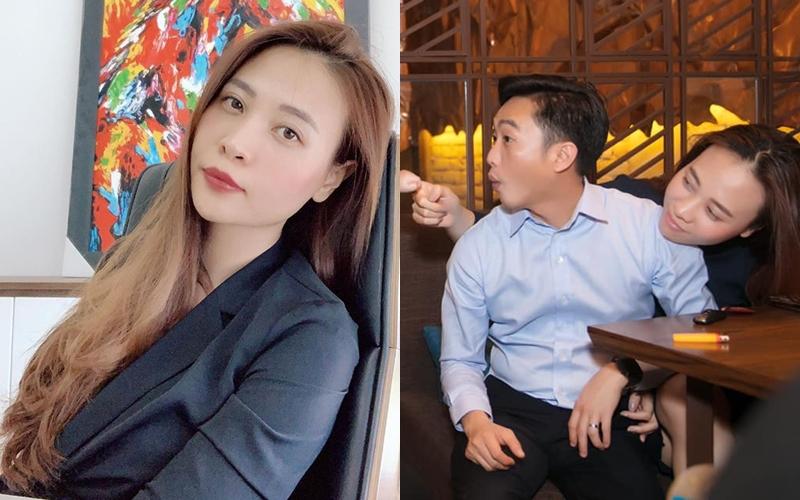 Lần đầu khoe ảnh toàn thân giữa nghi án mang thai, Đàm Thu Trang gây bất ngờ với vòng eo nhỏ xíu - Hình 2