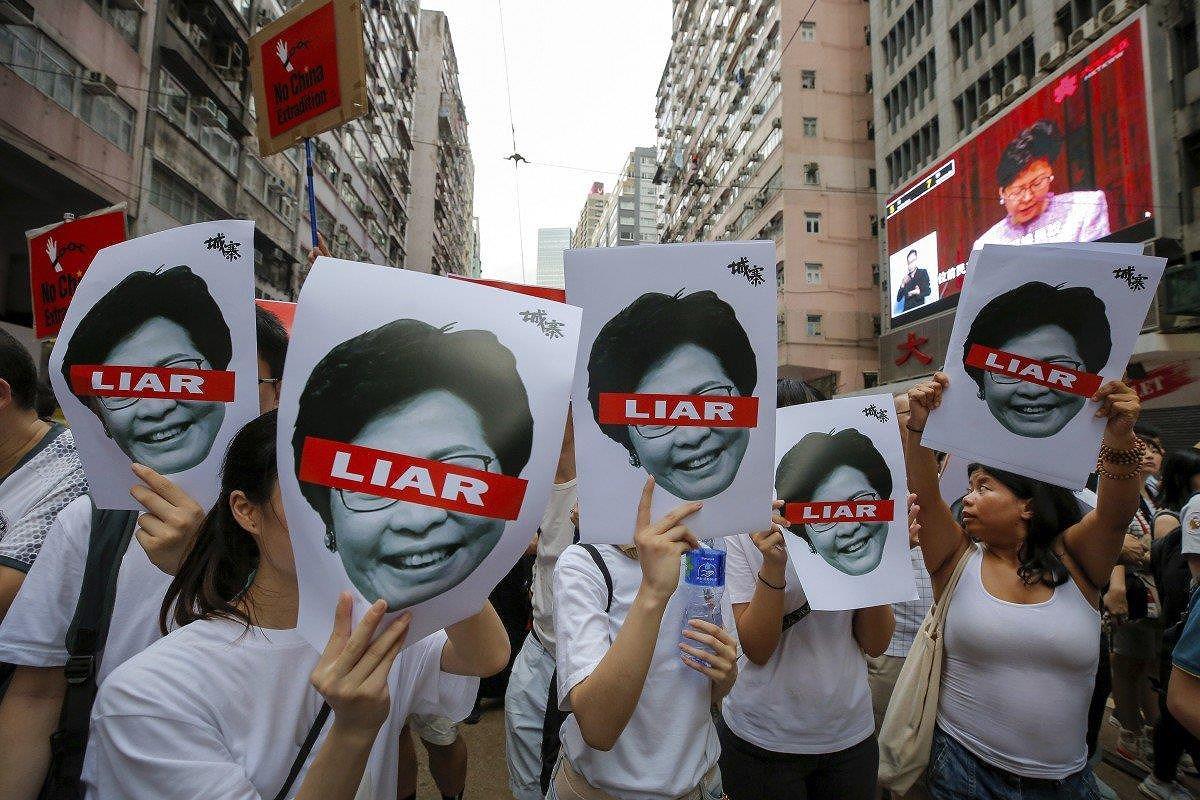 Lãnh đạo Hong Kong nói gì về hoãn luật dẫn độ vô thời hạn? - Hình 1
