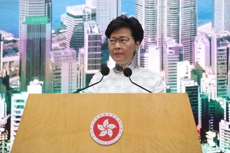 Lãnh đạo Hong Kong nói gì về hoãn luật dẫn độ vô thời hạn? - Hình 2