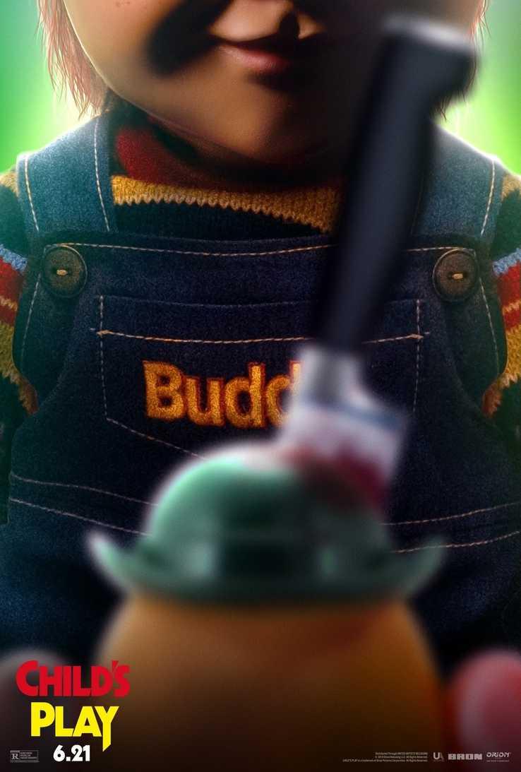 Liên tục tung poster đá xoáy Toy Story, phải chăng búp bê ma Chucky đang lên kế hoạch đè bẹp đối thủ trong ngày ra mắt? - Hình 7