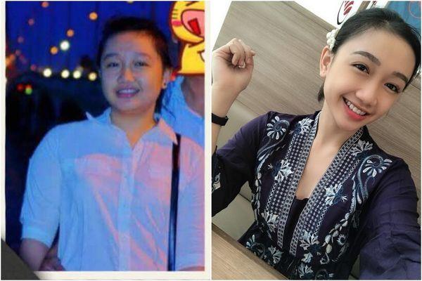 Màn giảm cân chậm mà chắc của gái xinh Tiền Giang có nụ cười khiến bao người phải rung rinh - Hình 1