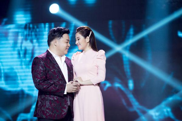 Ngọc nữ bolero Tố My: Tôi không sợ người yêu ghen khi tình tứ với anh Quang Lê - Hình 2