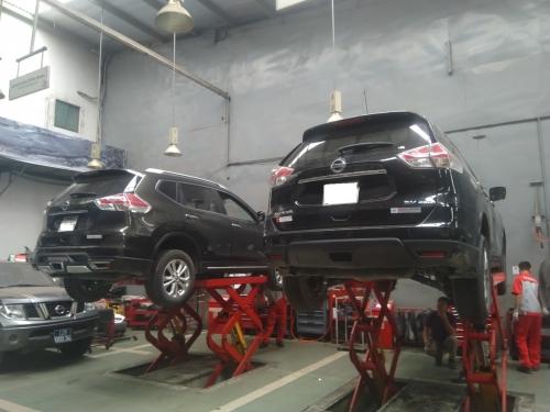 Nissan Việt Nam kết luận vụ xe Nissan X Trail bị rò rỉ dầu - Hình 1