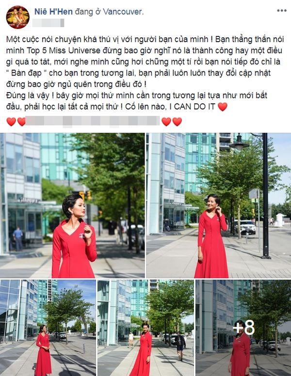 Phản ứng bất ngờ của HHen Niê khi bị nói thẳng mặt: Top 5 Miss Universe chẳng là gì! - Hình 2