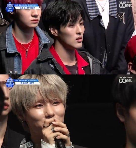 Produce X 101 tập 7: Kim Woo Seok - Lee Jin Hyuk (UP10TION) thắng lớn, đứng top tìm kiếm ở Hàn - Hình 3