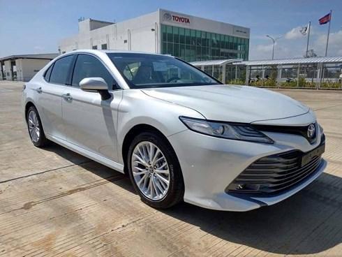 'Soi' chi tiết tính năng của Toyota Camry 2019 trước ngày ra mắt thị trường Việt - Hình 2