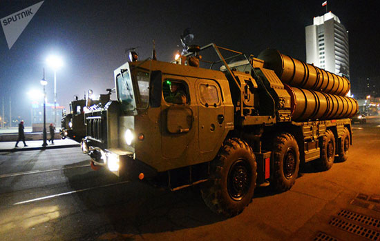 Thổ Nhĩ Kỳ đang cân nhắc biện pháp trả đũa lệnh trừng phạt của Mỹ vì mua S-400 - Hình 1
