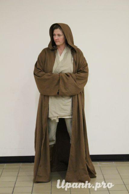 Thử một lần làm thành viên giáo phái Jedi trong Star Wars - Hình 4
