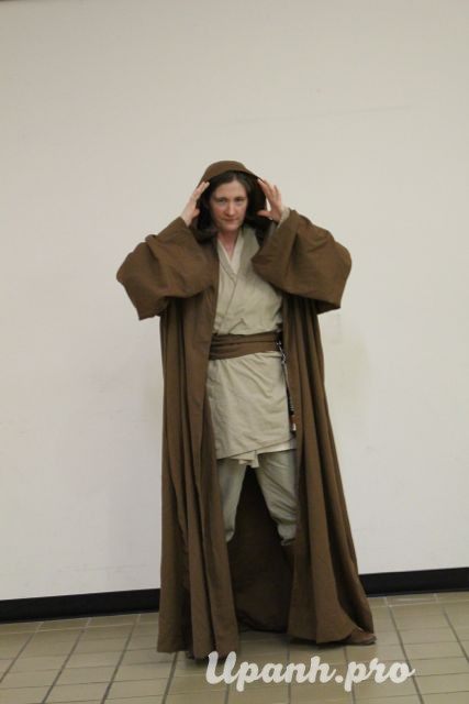 Thử một lần làm thành viên giáo phái Jedi trong Star Wars - Hình 1