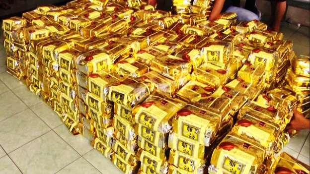 Triệt phá đường dây vận chuyển ma túy từ Campuchia về TP.HCM - Hình 1