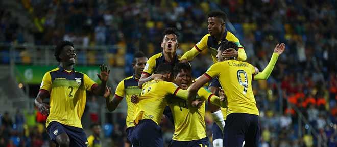 U20 Italia - U20 Ecuador: Căng thẳng 120 phút, vỡ òa bàn quyết định - Hình 1